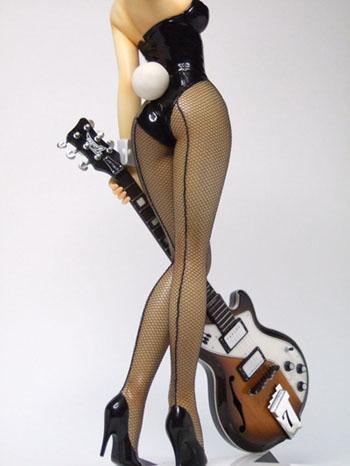 Usagi Guitar Haruhi Power!