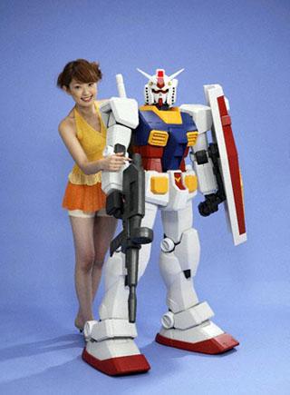 1/12 Gundam