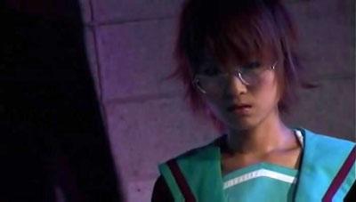 Suzumiya Hahiru no Yuuutsu