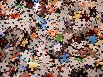 Haruhi jigsaw puzzle