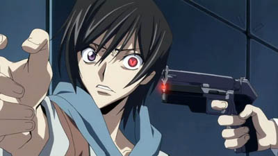 Oh noz  Looks like Lelouch is in huge trouble  Will he survive this    Lelouch Double Geass
