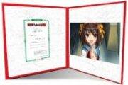 Official Suzumiya Haruhi Cels