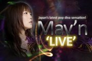 May'n Live in Singapore!
