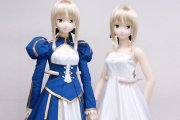 Life-size Saber for your guilty pleasure