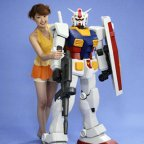 1/12 RX-78-2 Gundam Model Kit