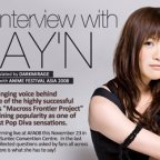 May'n Interview and VIP Tickets